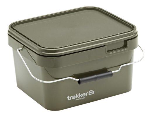 Trakker Olive Square Container 5L 3