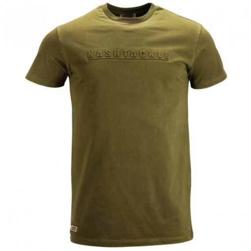 Nash Emboss T-Shirt 3