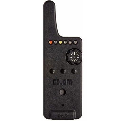 Delkim Txi-D Digital Bite Alarm 3+1 Set 5