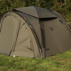 Bivvy, Zelte und Schirme