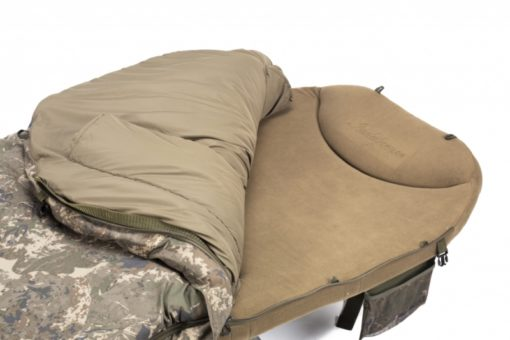 Nash MF60 Indulgence 5 Season Sleep System SS3 5