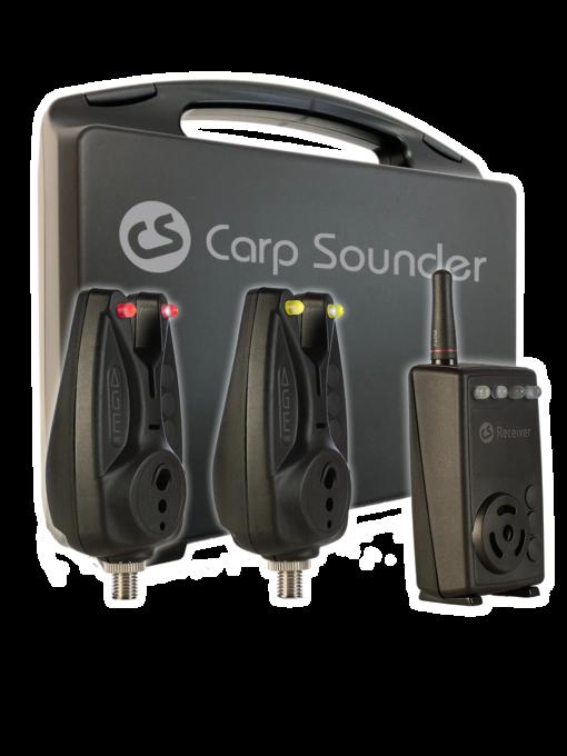 Carp Sounder AGEone 2+1 Set Bissanzeiger 3