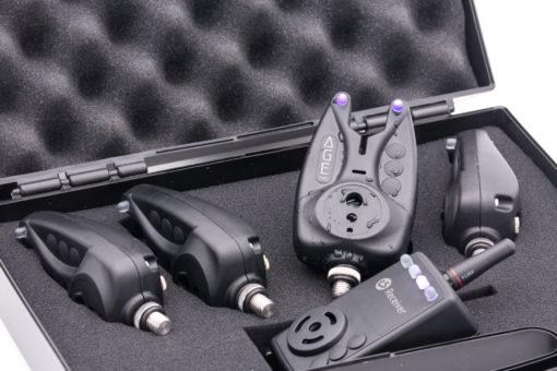 Carp Sounder AGEone 4+1 Set Bissanzeiger 3