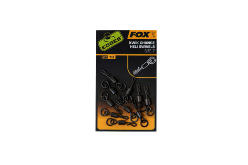 Fox EDGES Quick Change Heli Swivels Size 7 3
