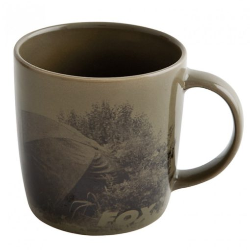 Fox Scenic Ceramic Mug 3