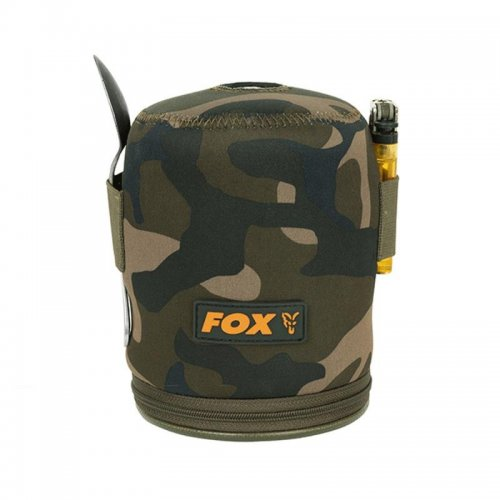Fox Camo Neoprene Gas Cannister Cover 3