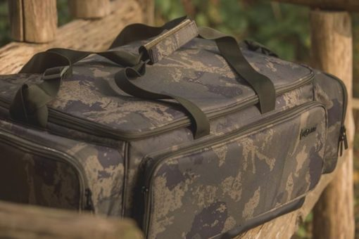 Solar Tackle Undercover Camo Carryall Large 4