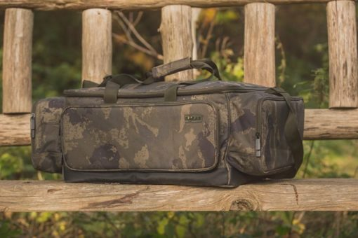 Solar Tackle Undercover Camo Carryall Large 3
