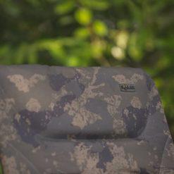 Solar Tackle Undercover Camo Recliner Chair Angelstuhl 8