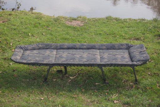 Solar Tackle Undercover Camo Bedchair 3