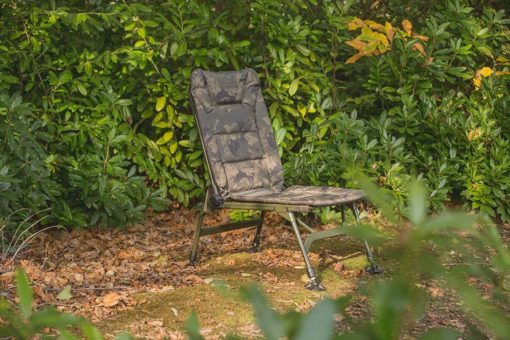 Solar Tackle Undercover Camo Session Chair Angelstuhl 5
