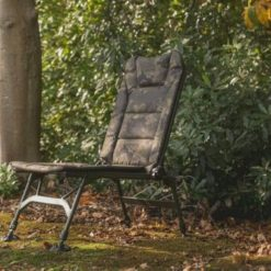 Solar Tackle Undercover Camo Session Chair Angelstuhl 9