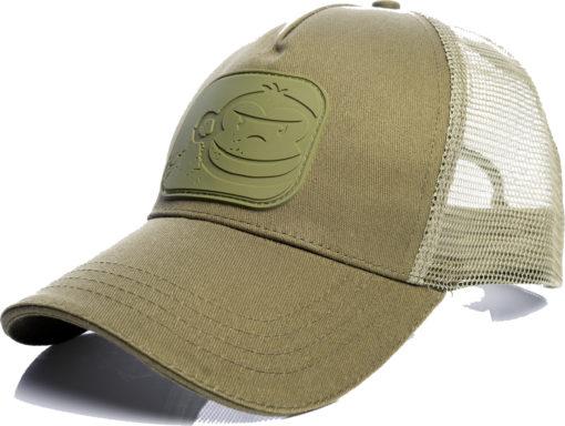 Ridge Monkey Dropback Trucker Cap Green 3