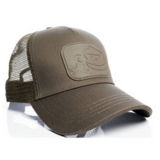 Ridge Monkey Dropback Trucker Cap Brown 3