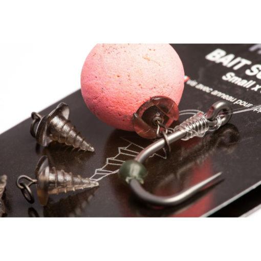 Ridge Monkey Tec Hook Ring Bait Screws 4