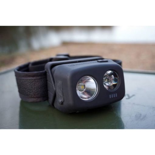 Ridge Monkey VRH300 USB Rechargeable Headtorch Kopflampe 3