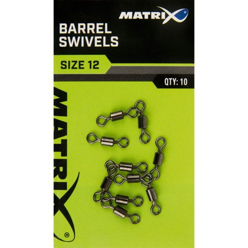 Fox Matrix Barrel Swivels 3
