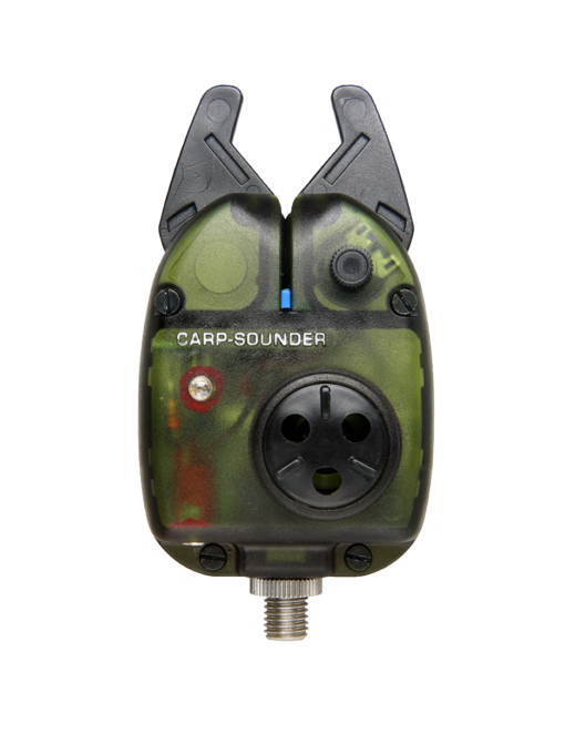 Carp Sounder Neon Green Bissanzeiger 3