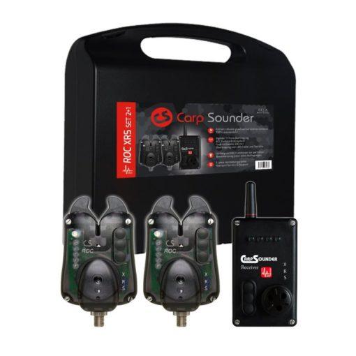 Carp Sounder ROC XRS ACC Neon Black 2+1 Set 3