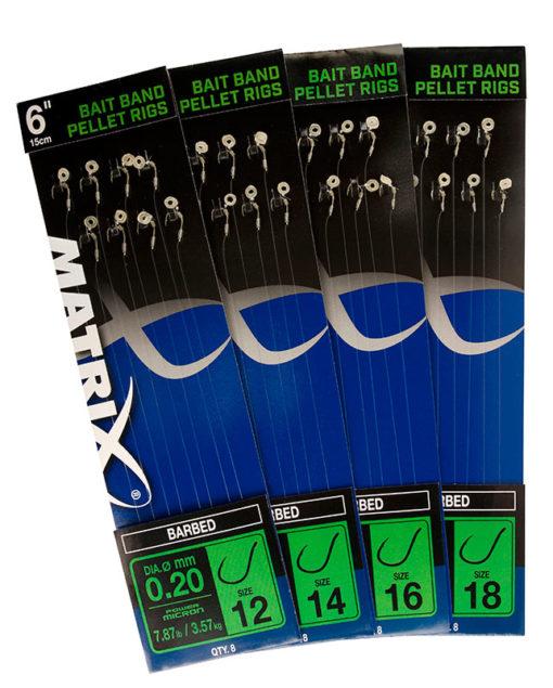 Fox Matrix Bait Band Pellet Rig 3