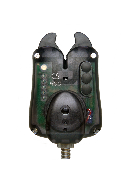 Carp Sounder ROC XR Neon Black Bissanzeiger 3