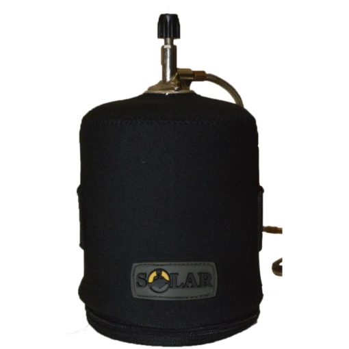 Solar Tackle SP Neoprene Gas Canister Case 4
