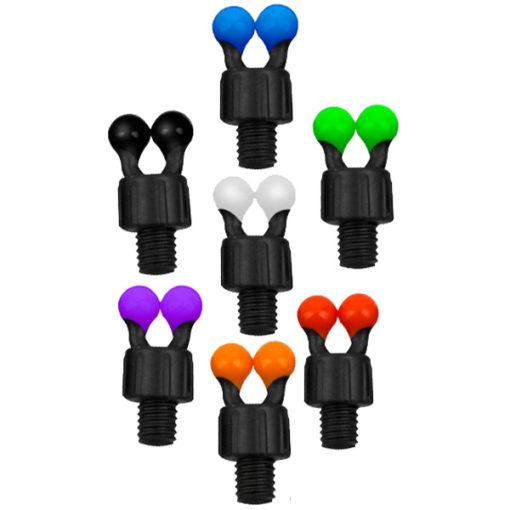 Fox Black Label Coloured Ball Clip 3