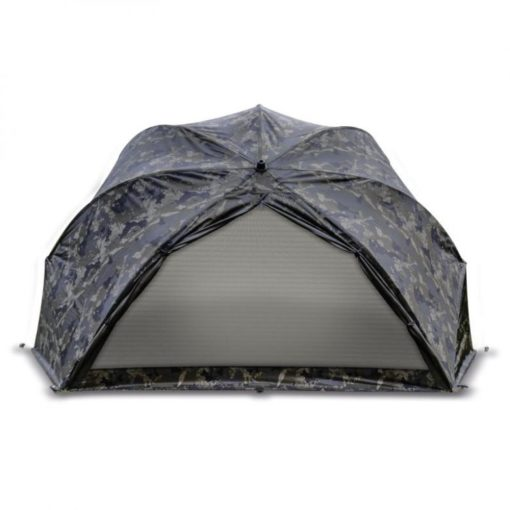 Solar Tackle Undercover Camo Brolly System 4