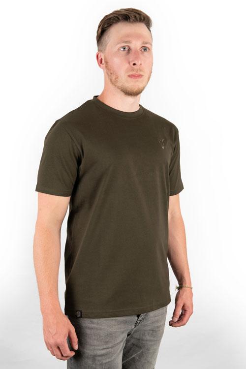Fox Khaki T-Shirt 3
