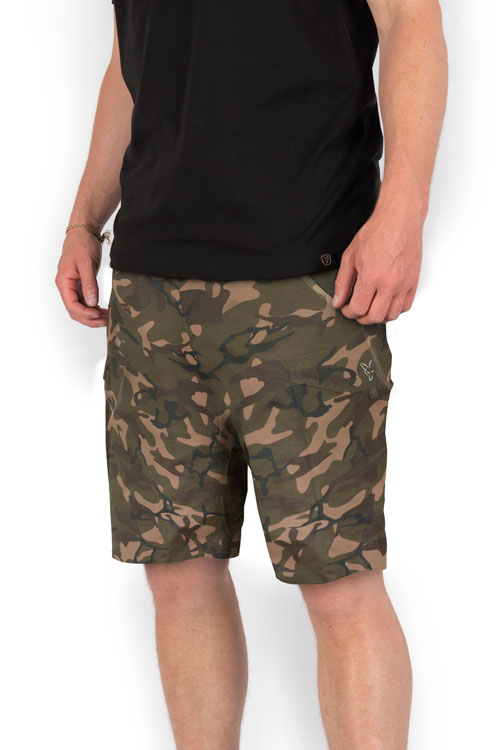 Fox Camo Shorts 4