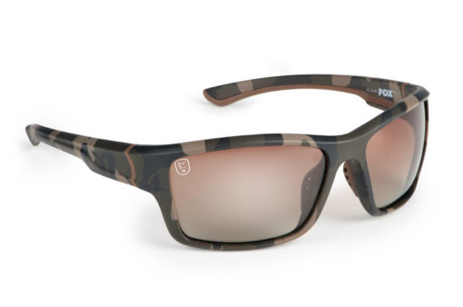 Fox Avius Wraps Camo Frame/Brown Gradient Lens Sunglasses 3