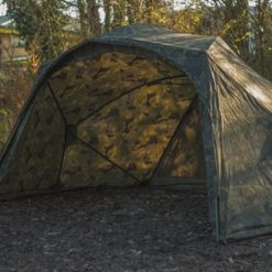 Solar Tackle Undercover Camo Brolly System 8