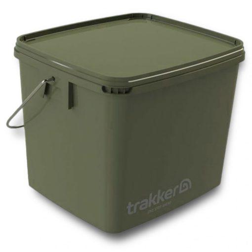 Trakker Olive Square Container 17l 3