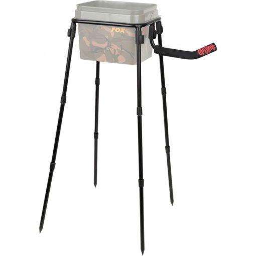 Fox Spomb Single Bucket Stand Kit 4