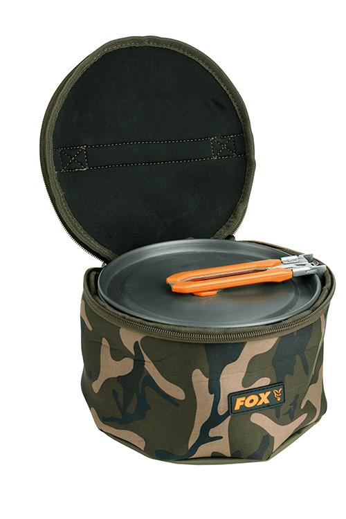 Fox Camo Cookset Bag 4