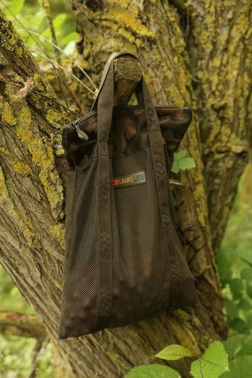 Fox Camolite Air Dry Bag and Hookbait Bag Medium 4