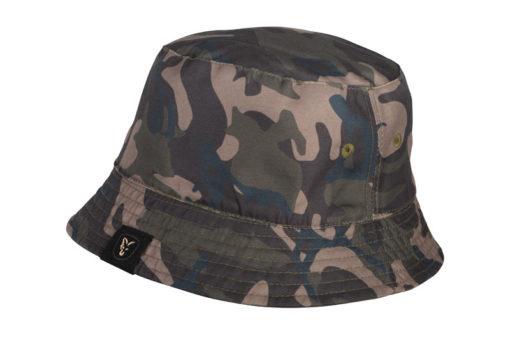 Fox Khaki and Camo Reversible Bucket Hat 3