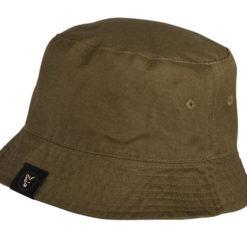 Fox Khaki and Camo Reversible Bucket Hat 5