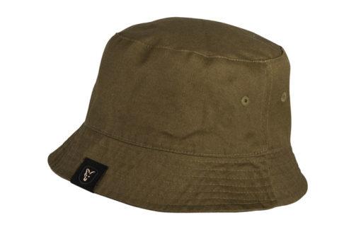 Fox Khaki and Camo Reversible Bucket Hat 4