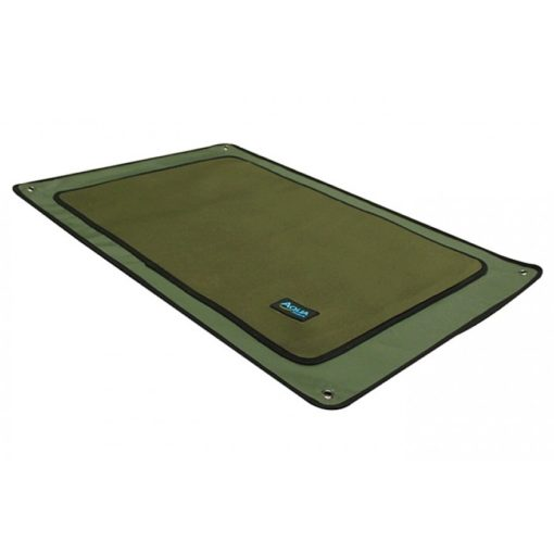 Aqua Products Neoprene Bivvy Mat Black Series 3