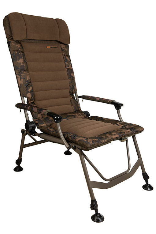 Fox Super Deluxe Recliner Highback Chair 3