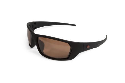 Trakker Amber Wrap Around Sunglasses 4