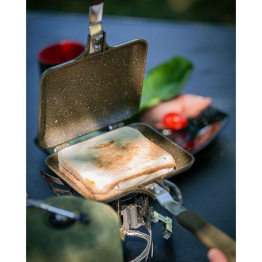 Trakker Armolife Marble Sandwich Toaster 5