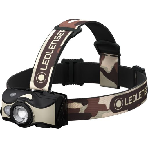 Led Lenser MH8 Black/Sand 4