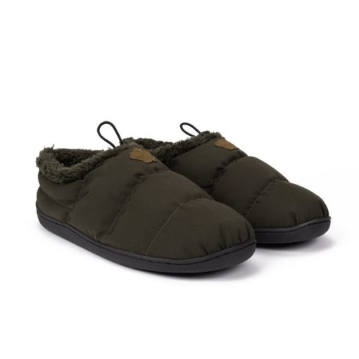 Nash Deluxe Bivvy Slippers Green 3