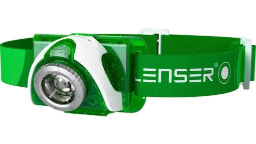 Led Lenser SEO3 Green 3