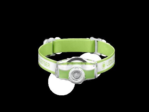 Led Lenser MH3 weiß/grün 3