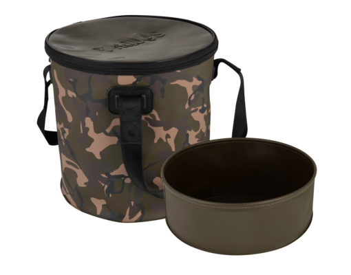 Fox Aquos Camo Bucket and Insert 17L 3