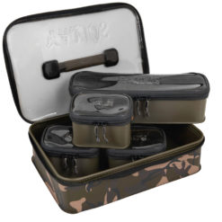 Fox Aquos Camo Accessory Bag System 5