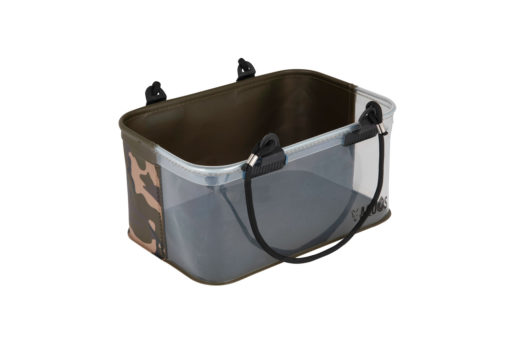 Fox Aquos Camo Rig and Water Bucket 3
